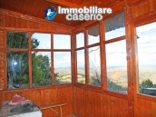 House with planning permission with a view of the lake and the sea for sale in Italy 19