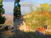House with planning permission with a view of the lake and the sea for sale in Italy 2