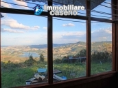 House with planning permission with a view of the lake and the sea for sale in Italy 20