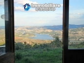 House with planning permission with a view of the lake and the sea for sale in Italy 21