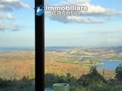 House with planning permission with a view of the lake and the sea for sale in Italy 22