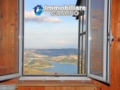 House with planning permission with a view of the lake and the sea for sale in Italy 29
