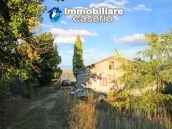 House with planning permission with a view of the lake and the sea for sale in Italy 5