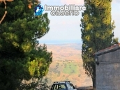 House with planning permission with a view of the lake and the sea for sale in Italy 6