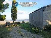 House with planning permission with a view of the lake and the sea for sale in Italy 8