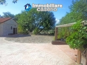 Renovated stone farmhouse with land for sale in Busso, Molise, Italy 11