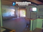 Renovated stone farmhouse with land for sale in Busso, Molise, Italy 13