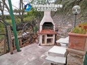 Renovated stone farmhouse with land for sale in Busso, Molise, Italy 17