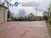 Renovated stone farmhouse with land for sale in Busso, Molise, Italy 2