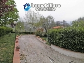 Renovated stone farmhouse with land for sale in Busso, Molise, Italy 21
