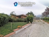 Renovated stone farmhouse with land for sale in Busso, Molise, Italy 22