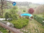 Renovated stone farmhouse with land for sale in Busso, Molise, Italy 23