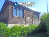 Renovated stone farmhouse with land for sale in Busso, Molise, Italy 28