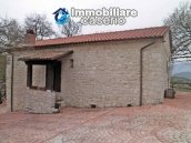Renovated stone farmhouse with land for sale in Busso, Molise, Italy 3