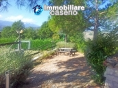 Renovated stone farmhouse with land for sale in Busso, Molise, Italy 30