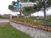 Renovated stone farmhouse with land for sale in Busso, Molise, Italy 32