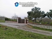 Renovated stone farmhouse with land for sale in Busso, Molise, Italy 34