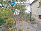 Renovated stone farmhouse with land for sale in Busso, Molise, Italy 36