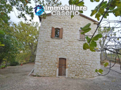 Renovated stone farmhouse with land for sale in Busso, Molise, Italy 39