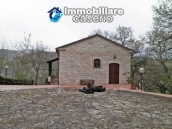 Renovated stone farmhouse with land for sale in Busso, Molise, Italy 4