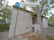 Renovated stone farmhouse with land for sale in Busso, Molise, Italy 40