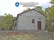 Renovated stone farmhouse with land for sale in Busso, Molise, Italy 42