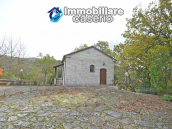 Renovated stone farmhouse with land for sale in Busso, Molise, Italy 43