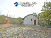 Renovated stone farmhouse with land for sale in Busso, Molise, Italy 44