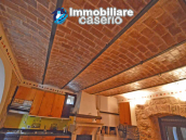 Renovated stone farmhouse with land for sale in Busso, Molise, Italy 47