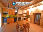 Renovated stone farmhouse with land for sale in Busso, Molise, Italy 48
