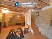 Renovated stone farmhouse with land for sale in Busso, Molise, Italy 51