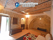Renovated stone farmhouse with land for sale in Busso, Molise, Italy 52