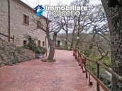 Renovated stone farmhouse with land for sale in Busso, Molise, Italy 6