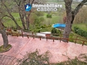 Renovated stone farmhouse with land for sale in Busso, Molise, Italy 9