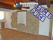 Apartment in restored stone wood loft for sale in Civitacampomarano, Molise, Italy 1