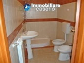 Apartment in restored stone wood loft for sale in Civitacampomarano, Molise, Italy 14
