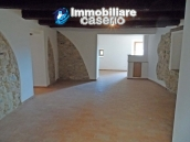 Apartment in restored stone wood loft for sale in Civitacampomarano, Molise, Italy 5