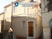 Habitable town house in very good condition for sale in Castelbottaccio, Molise 1