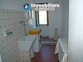 Habitable town house in very good condition for sale in Castelbottaccio, Molise 15