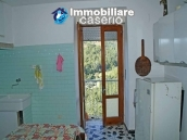 Habitable town house in very good condition for sale in Castelbottaccio, Molise 4