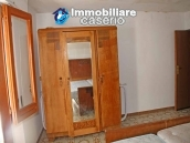 Habitable town house with garden for sale in Castelbottaccio, Molise 14