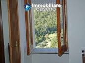 Habitable town house with garden for sale in Castelbottaccio, Molise 15