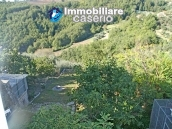 Habitable town house with garden for sale in Castelbottaccio, Molise 17