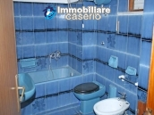 Habitable town house with garden for sale in Castelbottaccio, Molise 19
