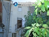Habitable town house with garden for sale in Castelbottaccio, Molise 2