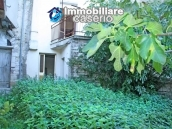 Habitable town house with garden for sale in Castelbottaccio, Molise 3