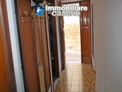 Habitable town house with garden for sale in Castelbottaccio, Molise 6