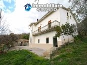 Habitable country house with land  and stone cottage for sale in Abruzzo, Italy 2