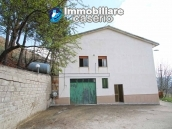 Habitable country house with land  and stone cottage for sale in Abruzzo, Italy 3