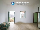 Habitable country house with land  and stone cottage for sale in Abruzzo, Italy 5